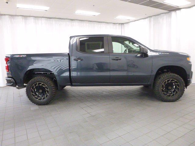 2021 Chevrolet Silverado 1500 Crew Cab 4x4, Pickup #MB8496 - photo 34