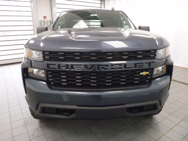 2021 Chevrolet Silverado 1500 Crew Cab 4x4, Pickup #MB8496 - photo 3