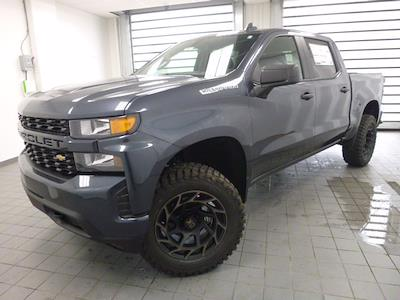 2021 Chevrolet Silverado 1500 Crew Cab 4x4, Pickup #MB8496 - photo 4