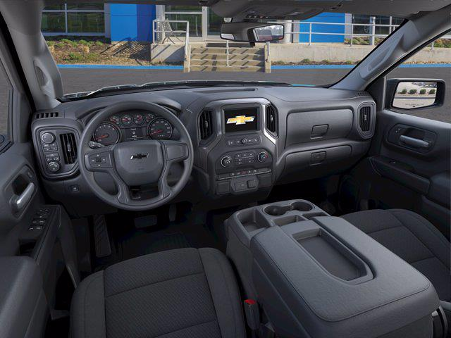 2021 Chevrolet Silverado 1500 Crew Cab 4x4, Pickup #MB8498 - photo 12