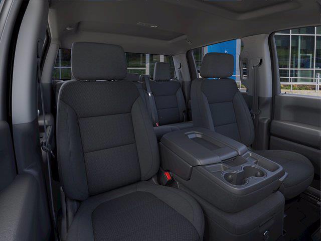 2021 Chevrolet Silverado 1500 Crew Cab 4x4, Pickup #MB8498 - photo 13