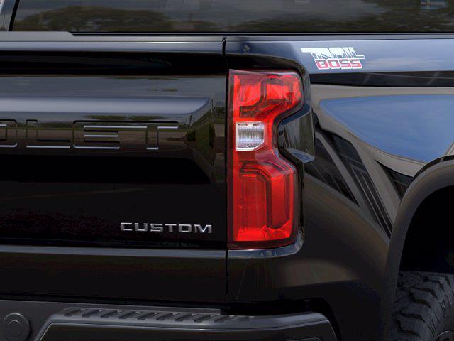 2021 Chevrolet Silverado 1500 Crew Cab 4x4, Pickup #MB8498 - photo 9
