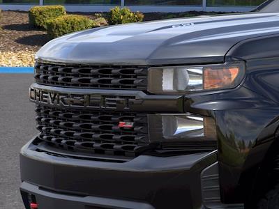 2021 Chevrolet Silverado 1500 Crew Cab 4x4, Pickup #MB8498 - photo 11