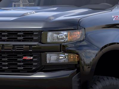 2021 Chevrolet Silverado 1500 Crew Cab 4x4, Pickup #MB8498 - photo 8