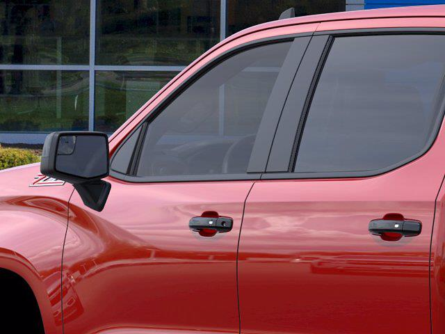 2021 Chevrolet Silverado 1500 Crew Cab 4x4, Pickup #MB8500 - photo 10