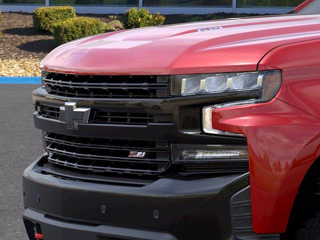 2021 Chevrolet Silverado 1500 Crew Cab 4x4, Pickup #MB8500 - photo 11