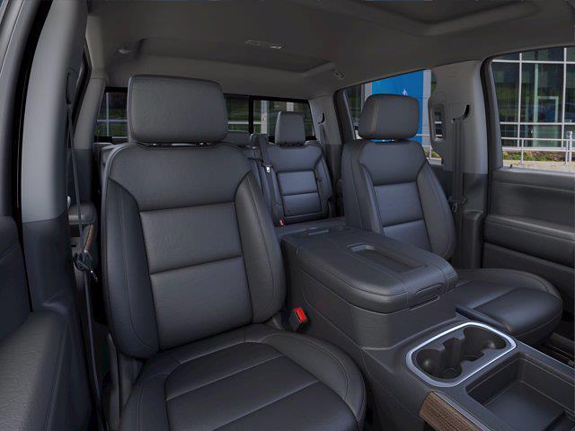 2021 Chevrolet Silverado 1500 Crew Cab 4x4, Pickup #MB8500 - photo 13