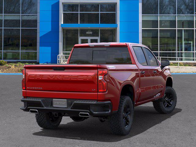 2021 Chevrolet Silverado 1500 Crew Cab 4x4, Pickup #MB8500 - photo 1