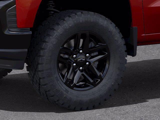 2021 Chevrolet Silverado 1500 Crew Cab 4x4, Pickup #MB8500 - photo 7