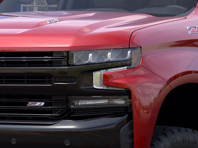 2021 Chevrolet Silverado 1500 Crew Cab 4x4, Pickup #MB8500 - photo 8