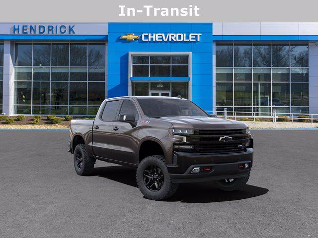 2021 Chevrolet Silverado 1500 Crew Cab 4x4, Pickup #MB8501 - photo 1