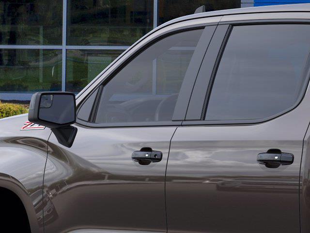 2021 Chevrolet Silverado 1500 Crew Cab 4x4, Pickup #MB8501 - photo 10