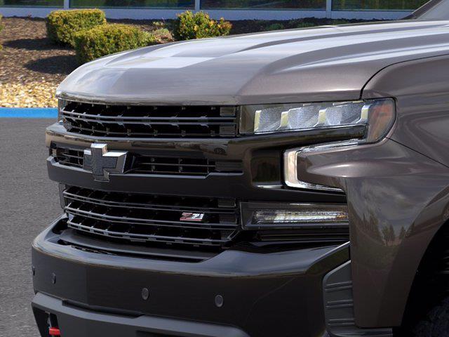2021 Chevrolet Silverado 1500 Crew Cab 4x4, Pickup #MB8501 - photo 11