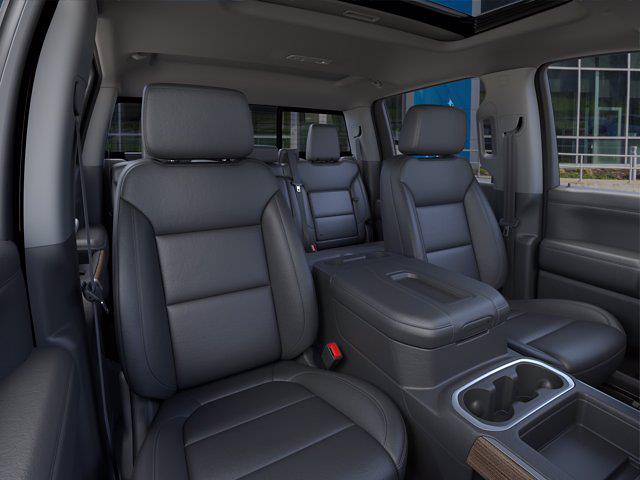 2021 Chevrolet Silverado 1500 Crew Cab 4x4, Pickup #MB8501 - photo 13