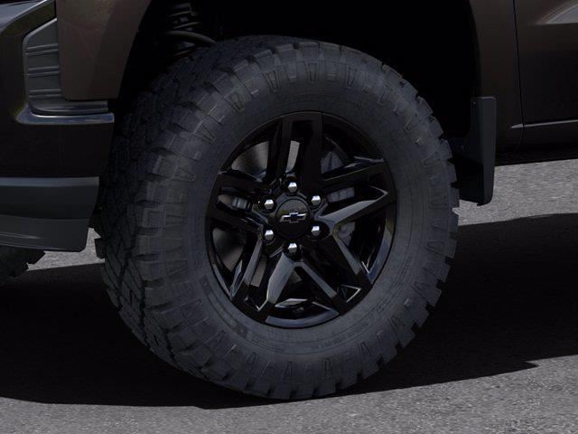 2021 Chevrolet Silverado 1500 Crew Cab 4x4, Pickup #MB8501 - photo 7