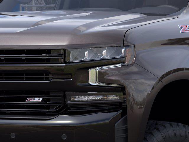 2021 Chevrolet Silverado 1500 Crew Cab 4x4, Pickup #MB8501 - photo 8