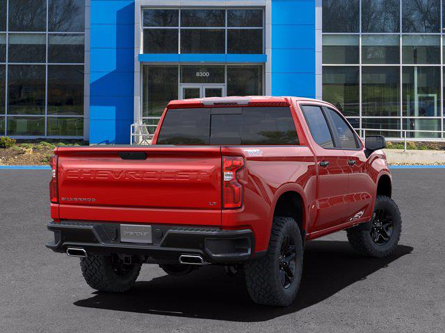 2021 Chevrolet Silverado 1500 Crew Cab 4x4, Pickup #MB8504 - photo 2