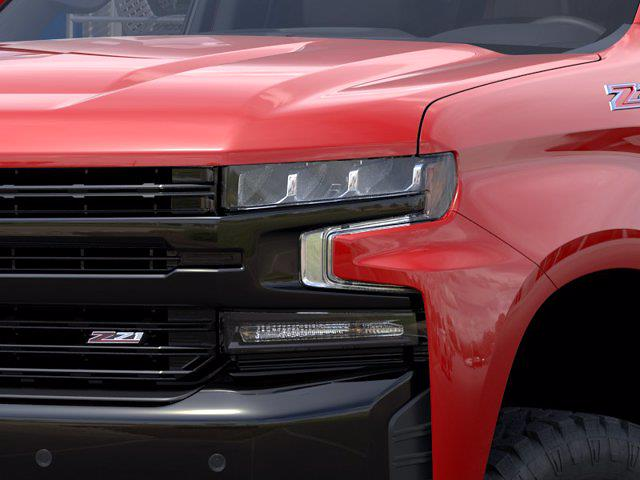 2021 Chevrolet Silverado 1500 Crew Cab 4x4, Pickup #MB8504 - photo 8