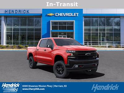2021 Chevrolet Silverado 1500 Crew Cab 4x4, Pickup #MB8504 - photo 1