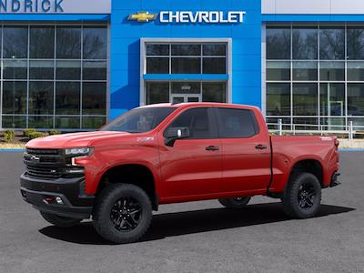 2021 Chevrolet Silverado 1500 Crew Cab 4x4, Pickup #MB8504 - photo 3