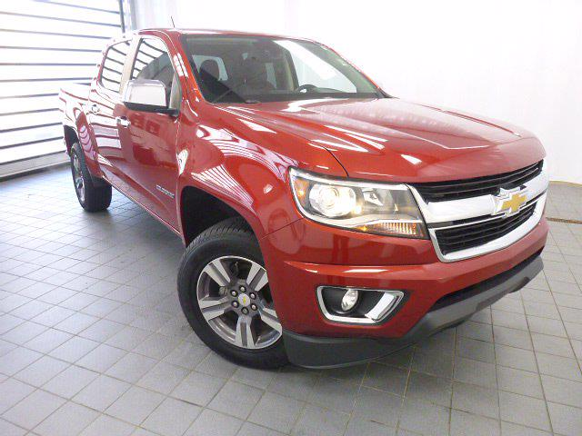 2015 Chevrolet Colorado Crew Cab 4x4, Pickup #MB8512A - photo 3