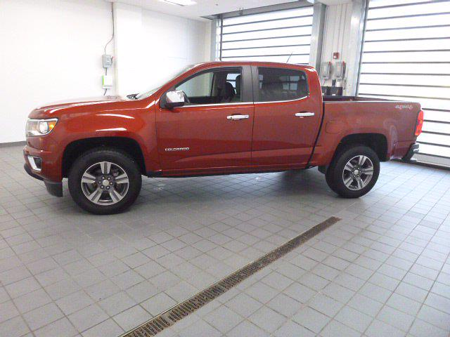2015 Chevrolet Colorado Crew Cab 4x4, Pickup #MB8512A - photo 4