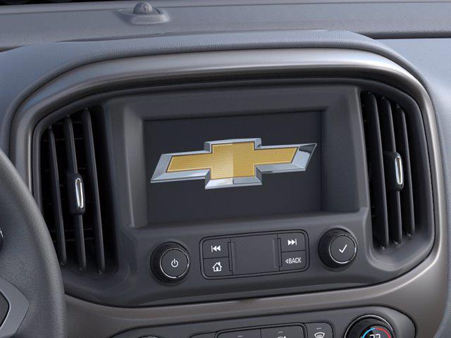 2021 Chevrolet Colorado Crew Cab 4x4, Pickup #MB8513 - photo 17