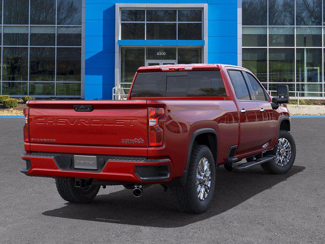 2021 Chevrolet Silverado 3500 Crew Cab 4x4, Pickup #MB8553 - photo 1
