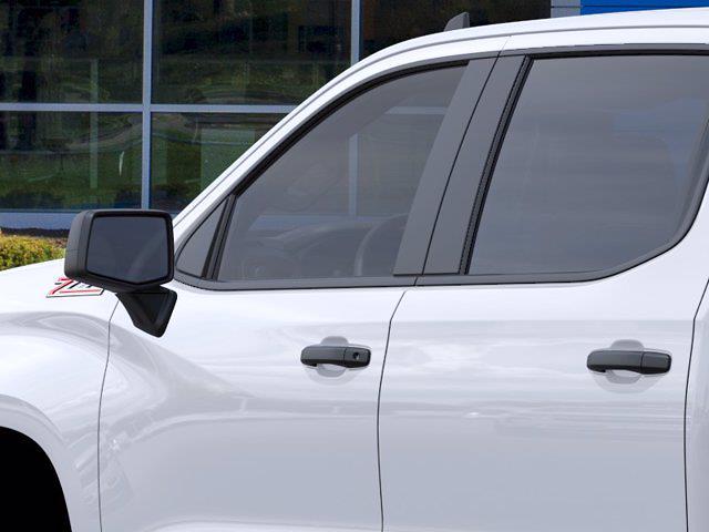 2021 Chevrolet Silverado 1500 Crew Cab 4x4, Pickup #MB8555 - photo 10
