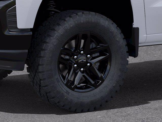 2021 Chevrolet Silverado 1500 Crew Cab 4x4, Pickup #MB8555 - photo 7