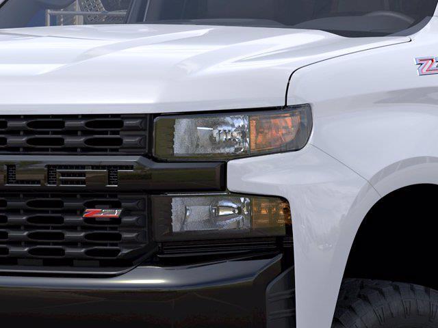 2021 Chevrolet Silverado 1500 Crew Cab 4x4, Pickup #MB8555 - photo 8