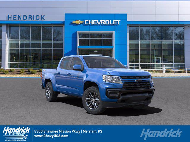 2021 Chevrolet Colorado Crew Cab 4x4, Pickup #MB8557 - photo 1