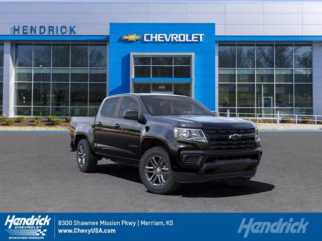 2021 Chevrolet Colorado Crew Cab 4x4, Pickup #MB8559 - photo 1