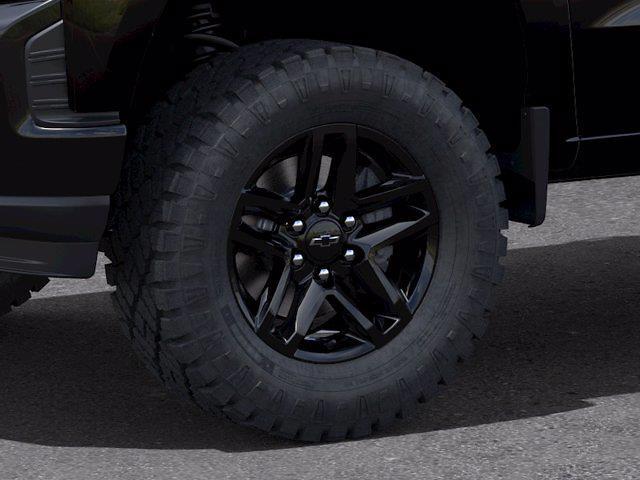2021 Chevrolet Silverado 1500 Crew Cab 4x4, Pickup #MB8567 - photo 7