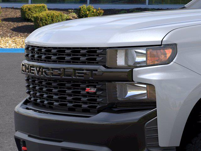 2021 Chevrolet Silverado 1500 Crew Cab 4x4, Pickup #MB8578 - photo 11