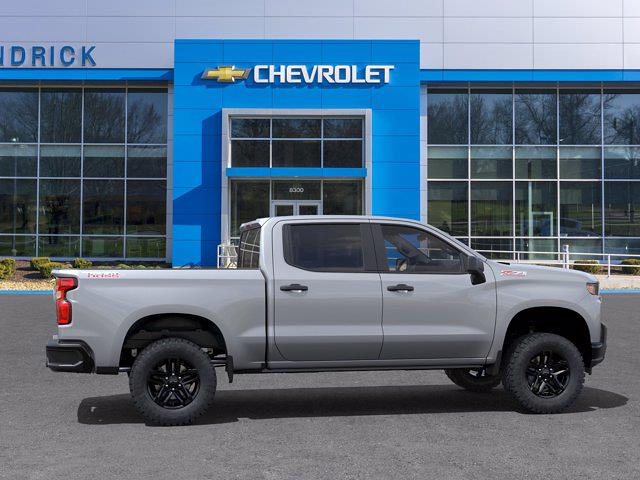 2021 Chevrolet Silverado 1500 Crew Cab 4x4, Pickup #MB8578 - photo 5