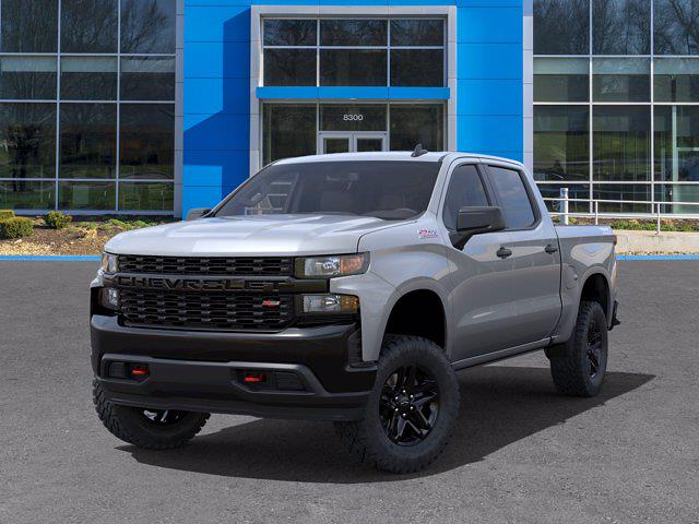 2021 Chevrolet Silverado 1500 Crew Cab 4x4, Pickup #MB8578 - photo 6