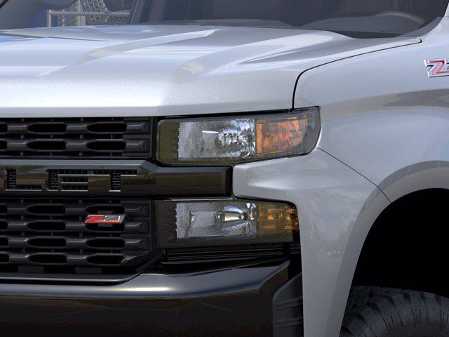2021 Chevrolet Silverado 1500 Crew Cab 4x4, Pickup #MB8578 - photo 8