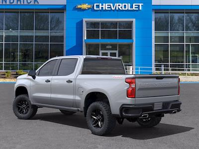 2021 Chevrolet Silverado 1500 Crew Cab 4x4, Pickup #MB8578 - photo 4