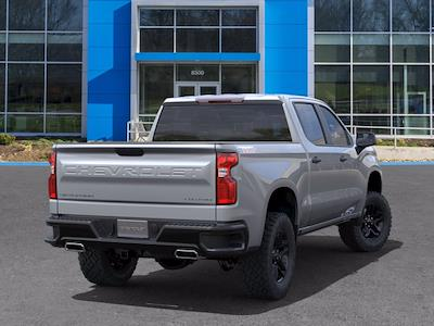 2021 Chevrolet Silverado 1500 Crew Cab 4x4, Pickup #MB8578 - photo 2