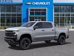 2021 Chevrolet Silverado 1500 Crew Cab 4x4, Pickup #MB8578 - photo 3