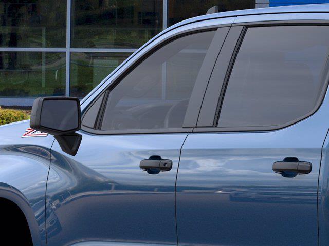 2021 Chevrolet Silverado 1500 Crew Cab 4x4, Pickup #MB8580 - photo 10