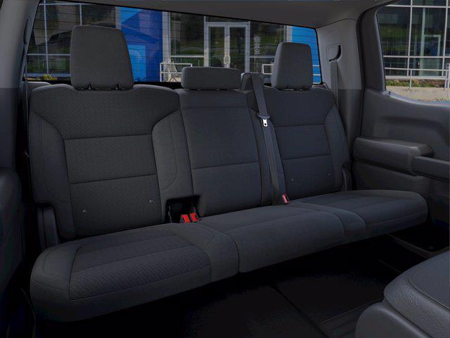 2021 Chevrolet Silverado 1500 Crew Cab 4x4, Pickup #MB8580 - photo 14