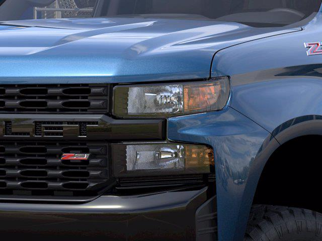 2021 Chevrolet Silverado 1500 Crew Cab 4x4, Pickup #MB8580 - photo 8