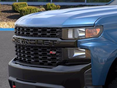 2021 Chevrolet Silverado 1500 Crew Cab 4x4, Pickup #MB8580 - photo 11