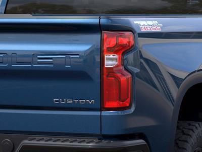 2021 Chevrolet Silverado 1500 Crew Cab 4x4, Pickup #MB8580 - photo 9