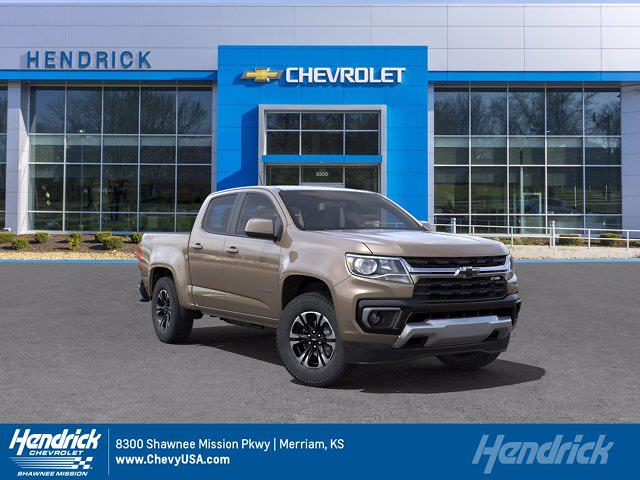 2021 Chevrolet Colorado Crew Cab 4x4, Pickup #MB8587 - photo 1