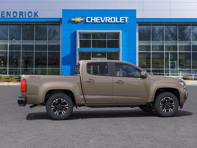 2021 Chevrolet Colorado Crew Cab 4x4, Pickup #MB8587 - photo 5