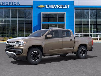 2021 Chevrolet Colorado Crew Cab 4x4, Pickup #MB8587 - photo 3