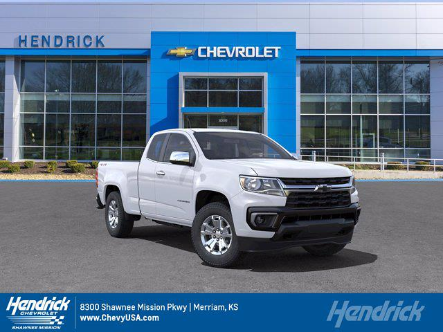 2021 Chevrolet Colorado Extended Cab 4x4, Pickup #MB8588 - photo 1